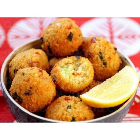 Bonbons piments (gâteaux piments)